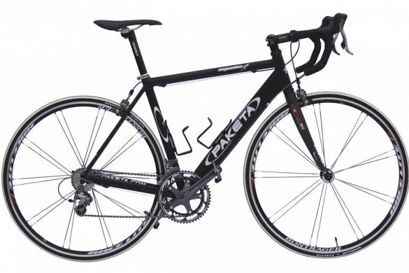 A Paketa custom made magnesium bicycle