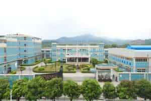 High Purity Materials industrial base He Yun Plant